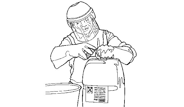 controlling hazards PPE Required ex les of ppe include